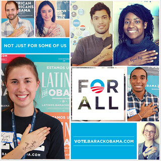 CA #ForAll | by Obama For America - California