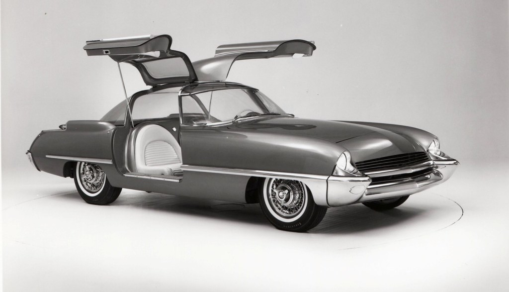 1962 Ford Cougar 406 Concept Car | Alden Jewell | Flickr