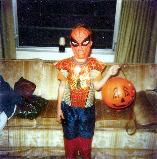 ... Spiderman Halloween Costume By Ben Cooper Late 70u0027s | by Malidicus  sc 1 st  Flickr & Spiderman Halloween Costume By Ben Cooper Late 70u0027s | Flickr