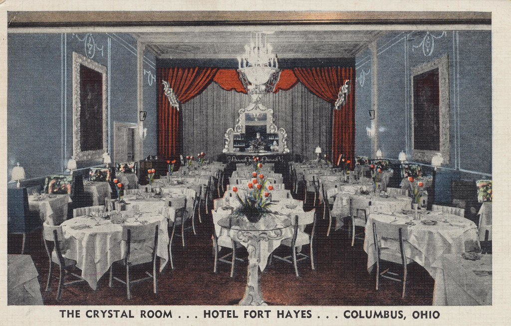Hotel Fort Hayes - Columbus, Ohio