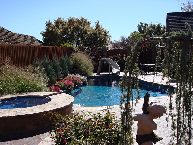 amarillo luxury swimming pool builder flickr photo sharing