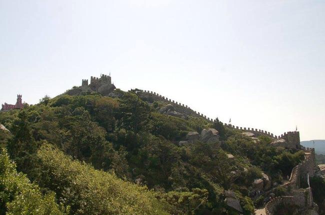Lisbona, Castelos dos Muoros (1)