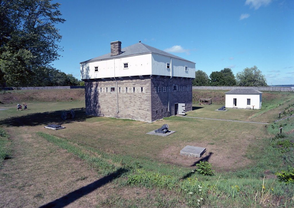 Project:1812 - Fort Wellington - Revisited
