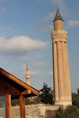 Admire the Yivliminare Mosque - Things to do in Antalya