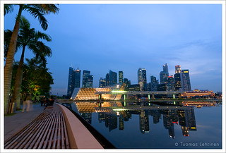 Night out in Singapore | by Tuomas A. Lehtinen Photography