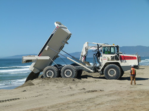 Sand Management Project 4/5 | by Jef Poskanzer