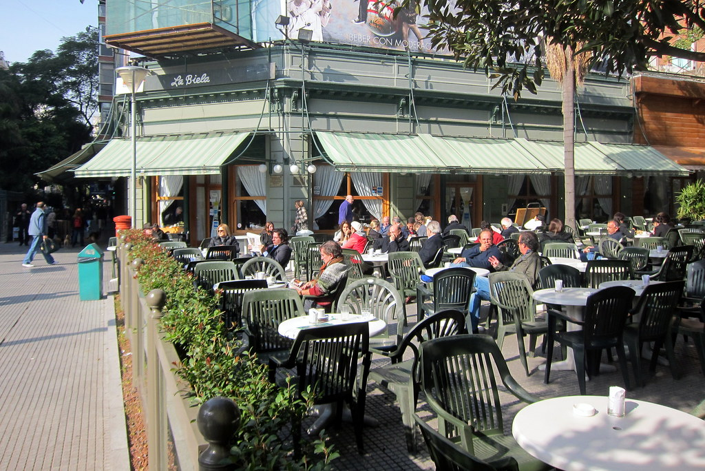 Best Cafes Recoleta Buenos Aires