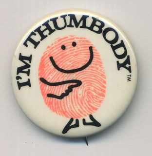 I'm Thumbody | by grickily