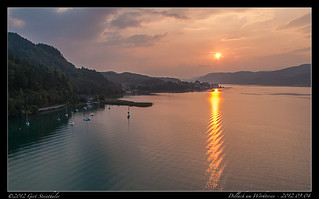 Dellach am Wörthersee - by g-flights.at Aerial Photography 2012-09-04 | by gert_stone