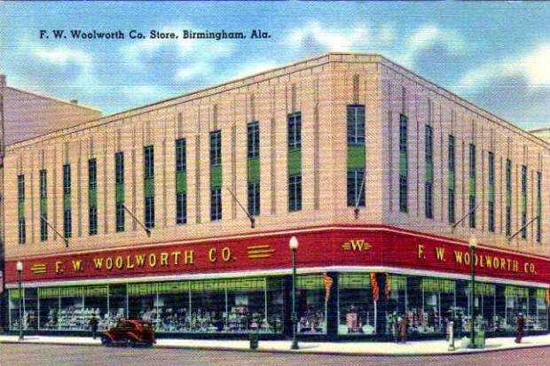 Woolworth 39 S Department Store Birmingham Alabama Flickr