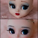 Before & After - Pullip Bloody Red Hood customized
