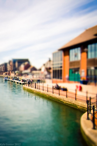 Marina tilt-shift 36/52 | by ~Kyla~