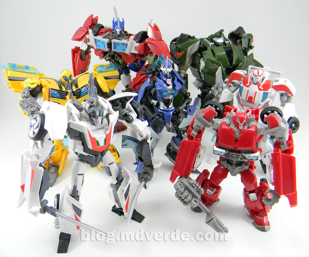 Transformers Optimus Prime Voyager Prime First Edition