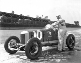 Leon duray indianapolis motor speedway flickr for Indianapolis motor speedway com