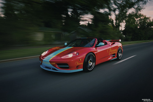 Speed Demon | Novitech 360 | by Zach Cherkaoui - | - Exposure Photographix