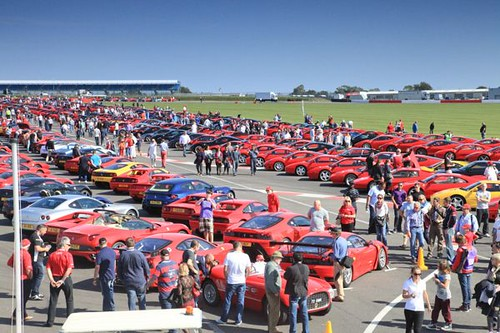 Ferrari Guiness World Record | by kelleybluebook