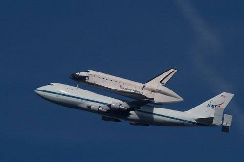 Endeavour's last flight | by Tom Clifton