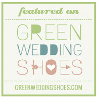 featured-on-green-wedding-shoes | by Bethann Greenberg Photography