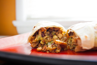 Day 244: Chicken Burrito | by SodanieChea