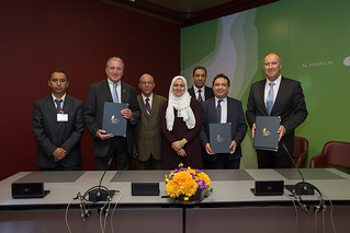WIPO, EPO and Morocco Sign ARABPAT Agreement | by WIPO | OMPI