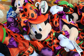 Halloween Minnie plushies | by House Of Secrets Incorporated