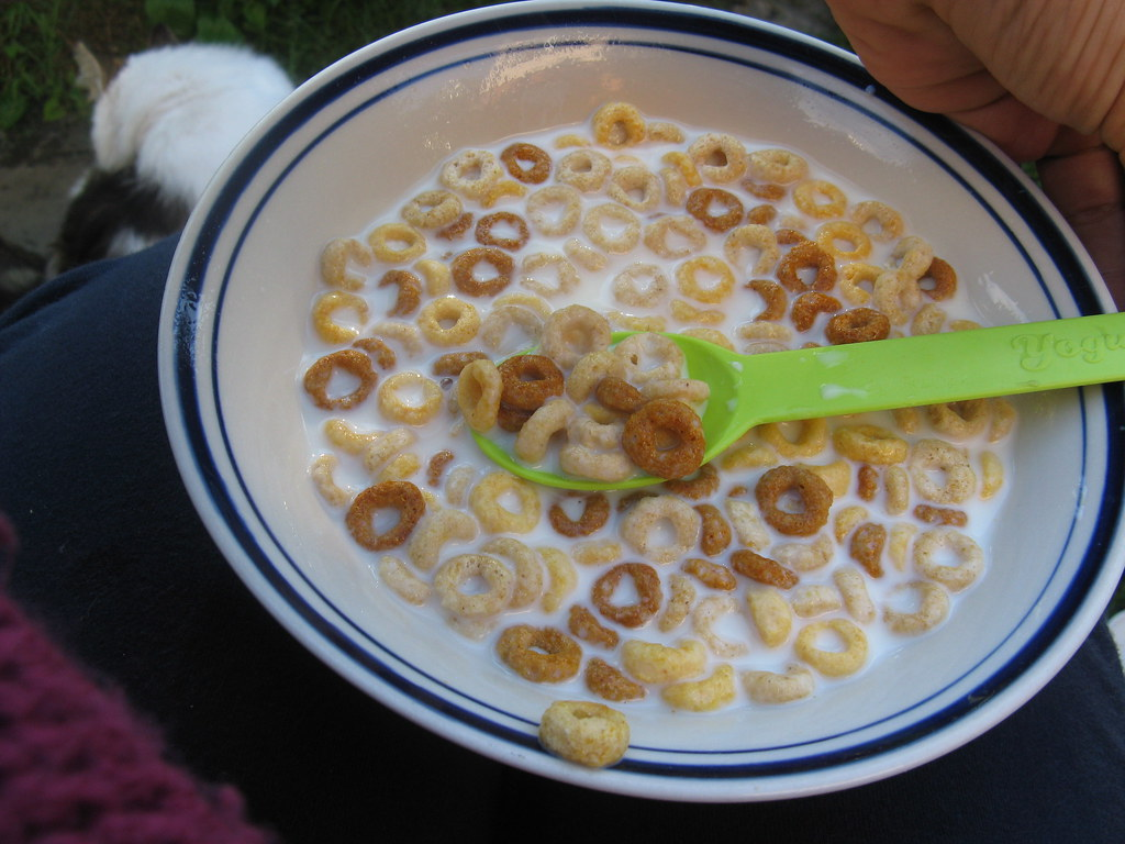 Multi Grain Cheerios Dark Chocolate Crunch Cereal Discontinued