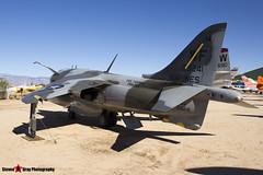 159241 WF 14 - 712150 - US Marines - Hawker Siddeley AV-8C Harrier - Pima Air and Space Museum, Tucson, Arizona - 141226 - Steven Gray - IMG_8137