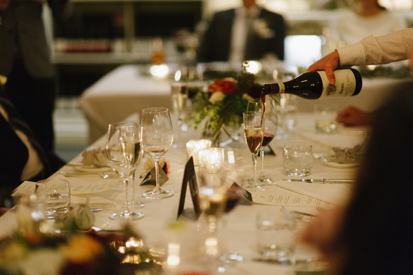 Celine Kim Photography Auberge du Pommier romantic intimate restaurant Toronto fall wedding-67