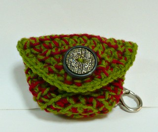 Small Coin Purse/Keychain | by Melbangel acct #2