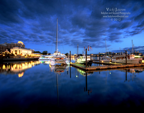 Inner Harbour, Victoria BC | by Babylon and Beyond Photography