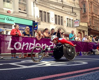 Women's Marathon Paralympics London 2012 | by World of Good