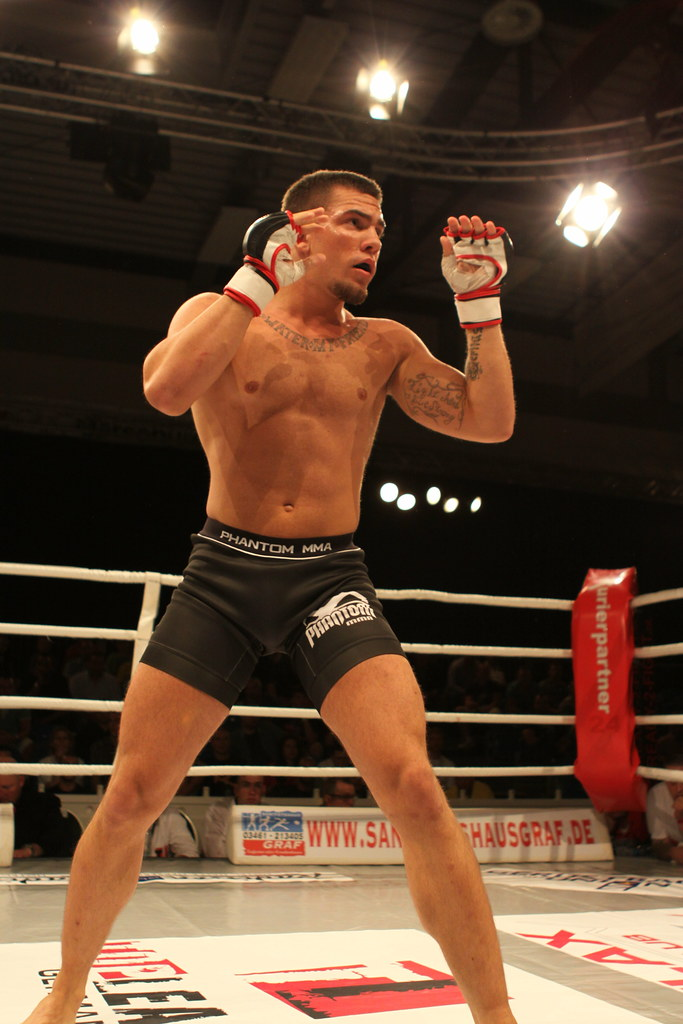 German Mma Fighter