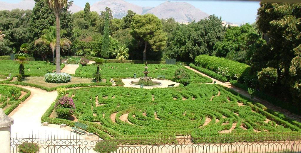 Palazzina cinese il giardino all 39 italiana a - Giardino all italiana ...