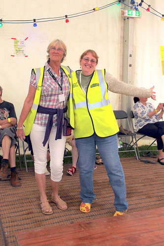 Bromyard Folk Festival 2012 - Ceilidh House Stewards | by muffinn
