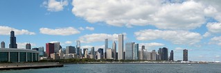 Chicago skyline | by Art Hill