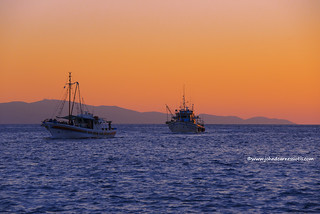 Approaching the port of Tinos island | by Aster-oid