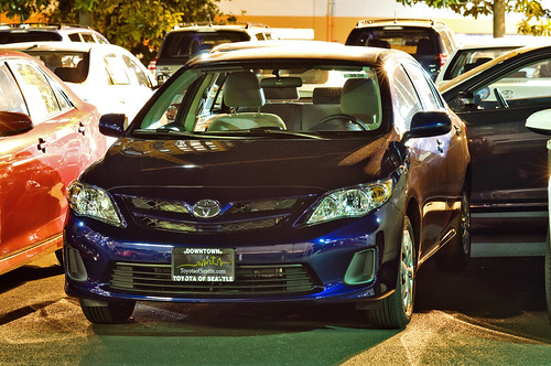2012 Toyota Corolla | by Curtis Gregory Perry