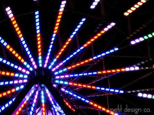 TN State Fair - Ferris Wheel | by Petit Design Co.