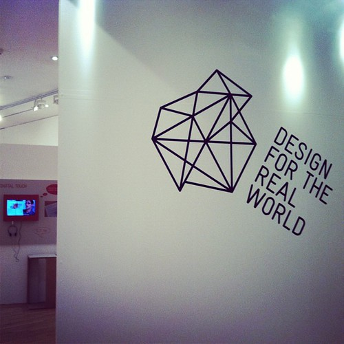 Design exhibit I helped build and install | by StephanieLand