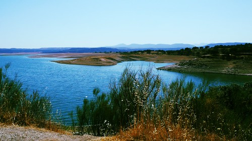 EMBALSE VALDECAÑAS | by Luz D. Montero Espuela. 3 million visits. Thanks
