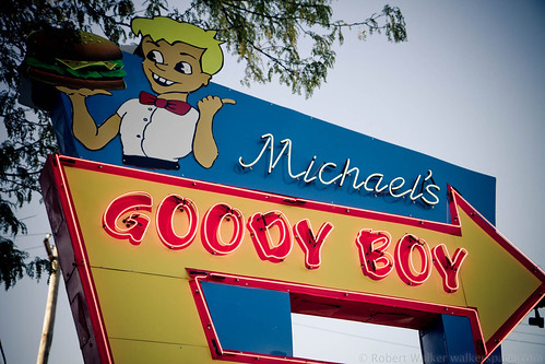 Michael's Goody Boy | by walkerspace