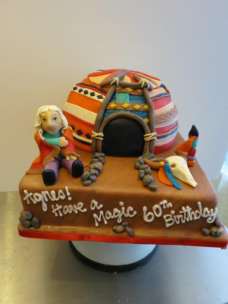 Native Indian Cake