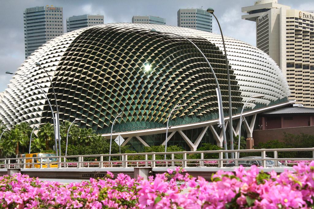 Esplanade Theatres Singapore Esplanade Theatres On