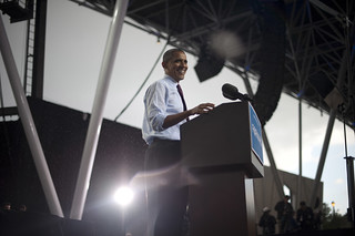 Barack Obama in Milwaukee, WI- September 22nd | by Barack Obama