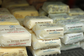 Bordier Butter | by David Lebovitz