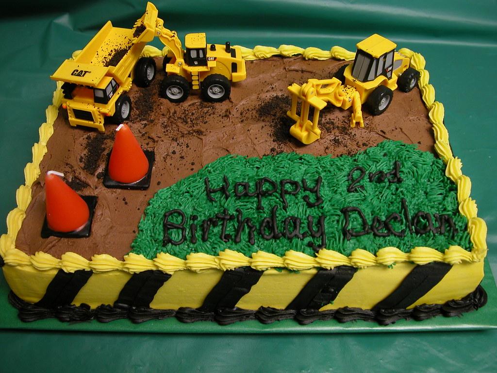 Truck Cupcake Cake
