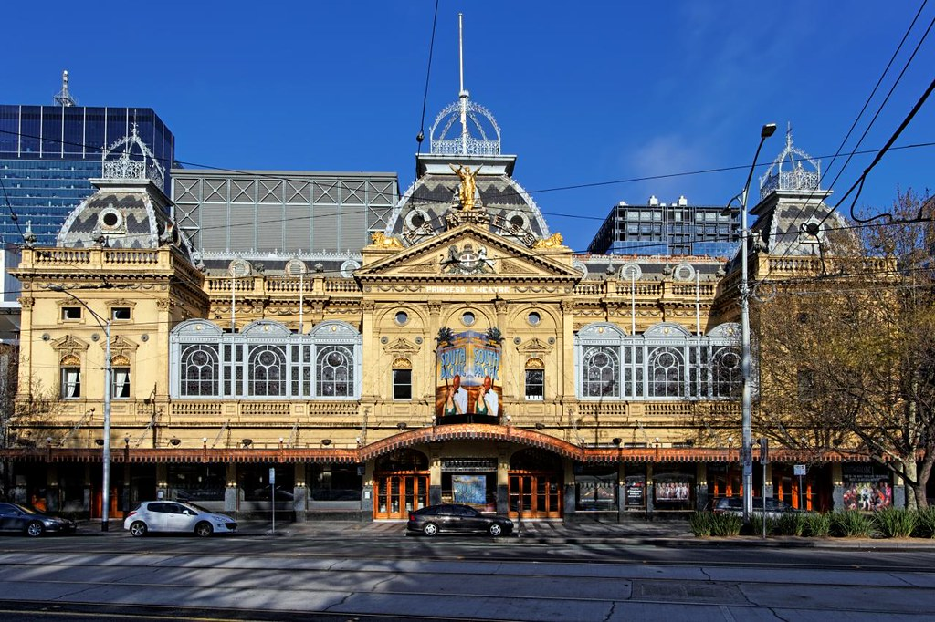 Grand Old Victoria Era Princess Theatre Melbourne Flickr