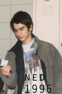 Ned in 1996 | by Ned Vizzini