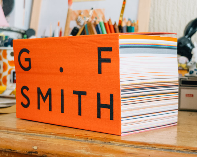 gf smith the collection book