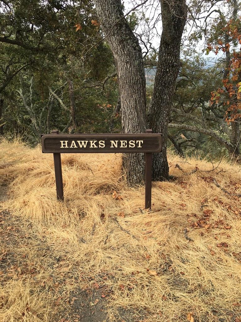 Hawk's Nest campground
